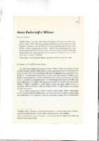 """Anna Kuliscioff e Milano di Giuliana Nuvoli """"Rivista Storica del Socialismo"""" Anno I, Numero 1, 2016"""