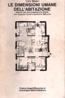 Cini BoeriLe dimensioni umane dell'abitazione